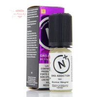 Halcyon Haze Nic Salt - GINS ADDICTION 10ml (Nikotinsalz)
