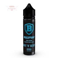 Bozz Pure - MINT 'N' BERRY 15ml (Shake & Vape Aroma)