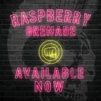 Punk Grenade - Raspberry Grenade 15ml (Shake & Vape Aroma)