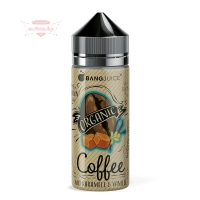 Bang Juice Organic - COFFEE 120ml (Shake & Vape)