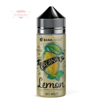 Bang Juice Organic - LEMON 120ml (Shake & Vape)