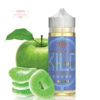 KILO Candy Series - GREEN O'S 120ml (Shake & Vape)
