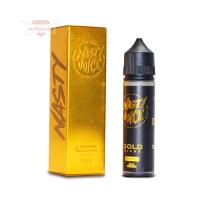 Nasty Tobacco - GOLD BLEND 60ml (Shake & Vape)