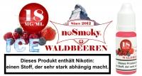 E-Liquid noSmoky - Waldbeeren ICE 18mg/ml Nikotin