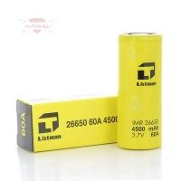 Listman 26650 Akku-Batterie (4500mAh / 60A)