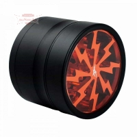 After Grow THORINDER MINI Orange Alu Grinder 4-tlg Ø50mm
