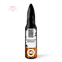 Riot Squad Black Edition - SIGNATURE ORANGE 15ml (Shake & Vape Aroma)