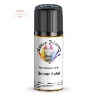 Baker Flavors - GRÜNER APFEL Aroma 10ml