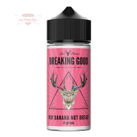 Breaking Good - NO1 BANANA NUT BREAD 17ml (Shake & Vape Aroma)