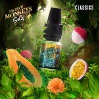 Twelve Monkeys Salts - TROPIKA 10ml (Nikotinsalz)