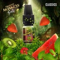 Twelve Monkeys Salts - KANZI 10ml (Nikotinsalz)