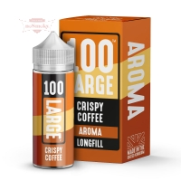 Large Juice - CRISPY COFFEE 30ml (Shake & Vape Aroma)