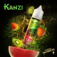 Twelve Monkeys - Kanzi 60ml (Shake & Vape)