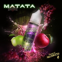 Twelve Monkeys - Matata 60ml (Shake & Vape)