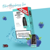 IVG Pods - Blue Raspberry Ice (4er Pack)