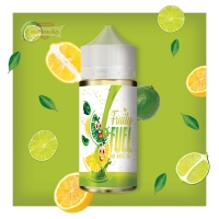 Fruity Fuel - THE WHITE OIL (120ml)