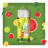 Fruity Fuel - THE GREEN OIL (120ml)
