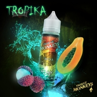 Twelve Monkeys - Tropika 60ml (Shake & Vape)