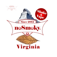 noSmoky (Swiss Made) E-Liquid Shake & Vape - Virginia