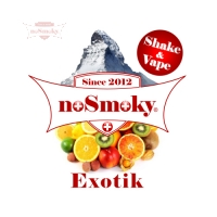 noSmoky (Swiss Made) E-Liquid Shake & Vape - Exotik