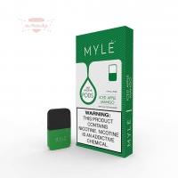 MYLÉ Pods - Iced Apple Mango V4 (4er Pack)