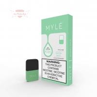 MYLÉ Pods - Lemon Mint V4 (4er Pack)