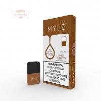 MYLÉ Pods - Sweet Tobacco V4 (4er Pack)