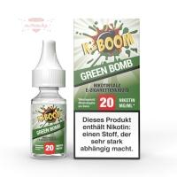 K-BOOM - GREEN BOMB 10ml (Nikotinsalz)