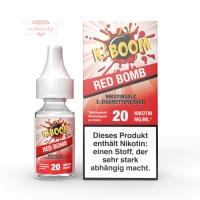 K-BOOM - RED BOMB 10ml (Nikotinsalz)