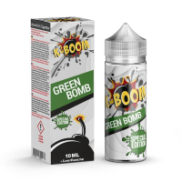 K-BOOM - GREEN BOMB 2020 10ml (Shake & Vape Aroma)