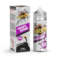K-BOOM - GRAPE BOMB 2020 10ml (Shake & Vape Aroma)