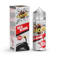 K-BOOM - RED BOMB 2020 10ml (Shake & Vape Aroma)