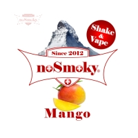 noSmoky (Swiss Made) E-Liquid Shake & Vape - Mango