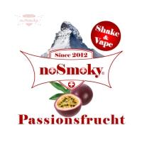 noSmoky (Swiss Made) E-Liquid Shake & Vape - Passionsfrucht