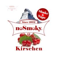noSmoky (Swiss Made) E-Liquid Shake & Vape - Kirschen