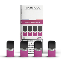 Vaze Pods - Red Fruits (4er Pack)