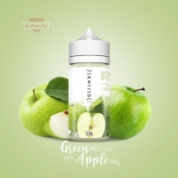 Skwezed - Green Apple 120ml (Shake & Vape)