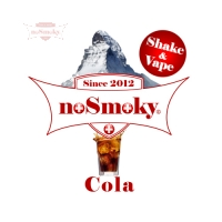 noSmoky (Swiss Made) E-Liquid Shake & Vape - Cola