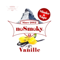 noSmoky (Swiss Made) E-Liquid Shake & Vape - Vanille
