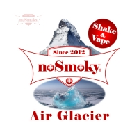 noSmoky (Swiss Made) E-Liquid Shake & Vape - Air Glacier