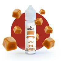 Cirkus Authentic - Caramel 60ml (Shake & Vape)