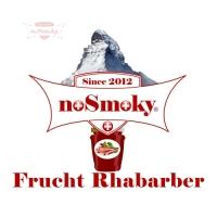 E-Liquid noSmoky - Frucht Rhabarber