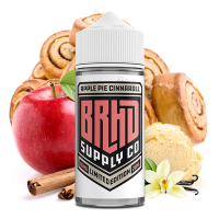 Barehead - APPLE PIE CINNAROLL (20ml)
