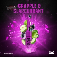 Riot Squad - Grapple & Slapcurrant 60ml (Shake & Vape)