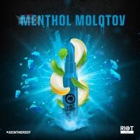 Riot Squad - Menthol Molotov 60ml (Shake & Vape)