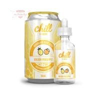 Chill - Golden Pineapple 60ml (Shake & Vape)