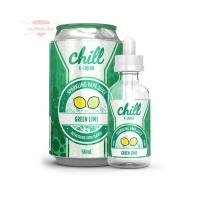 Chill - Green Lime 60ml (Shake & Vape)