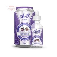 Chill - Purple Grape 60ml (Shake & Vape)
