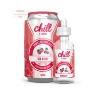Chill - Red Berry 60ml (Shake & Vape)
